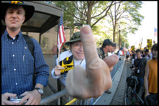 Washington DC Anti War Protest, 2007 | by CS Muncy