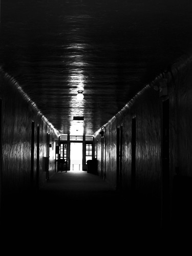 Down that darkened hallway | by tombothetominator