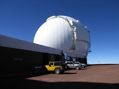 Big Island Keck Observatory Boutique Job Opening