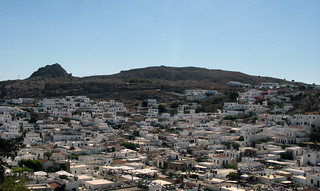 Lindos from above | by asmodejs