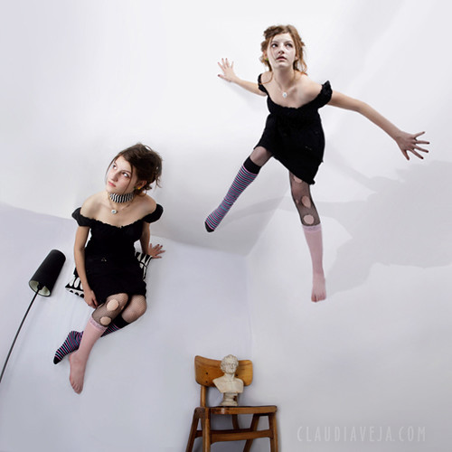Good ... Illusive Dancing On The Ceiling | By Claudiaveja