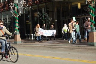 Proposition 8 Protest March in Downtown Minneapolis | by conner.mccall