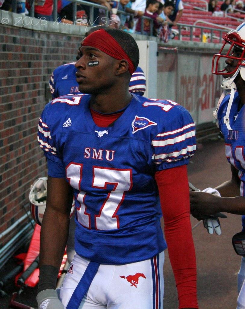 Emmanuel Sanders SMU v Memphis MattyV53