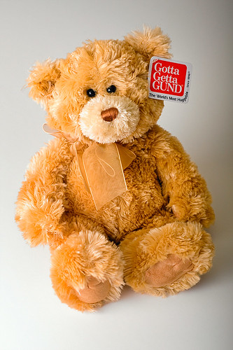 Toys For Tots Bear : Toys for tots bear i bought a cuddly gund to