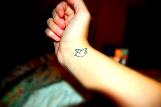 Dove Tattoo. | by Emily0719