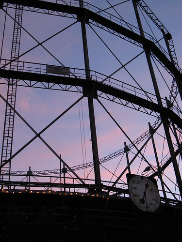 The new(er) gasometer of Suvilahti | by Juri Pakaste