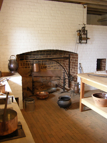 Monticello:  The Kitchen | by valeehill