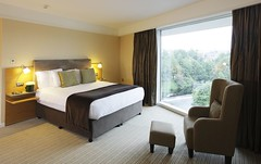 Luxury Bedrooms at The River Lee Hotel | by The Doyle Collection