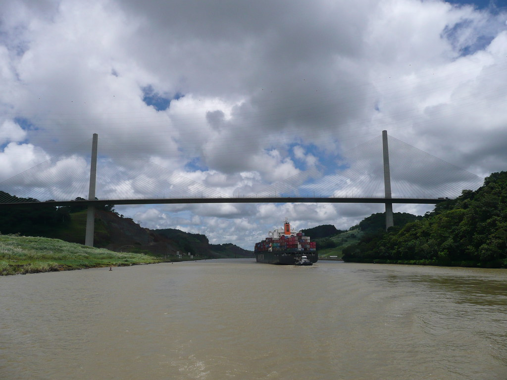 One Of The Seven Wonders In Modern World – Panama Canal