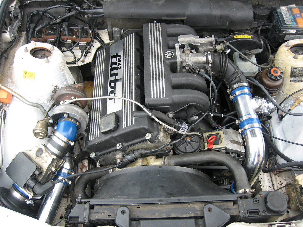 1991 318is M42 Turbo E30 Project Flickr