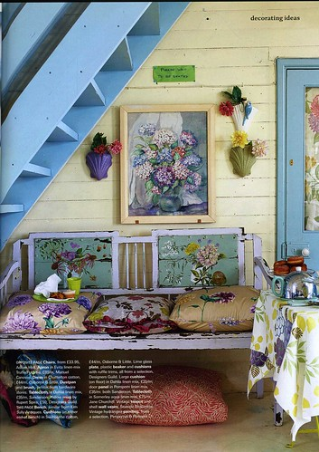 Vintage decorating ideas this is from the british for Create and decorate magazine free