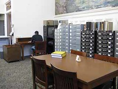 Microfilm Area | by Dewey Graduate Library - University at Albany