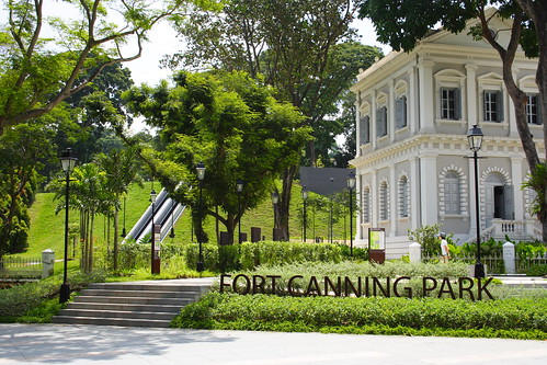 Fort Canning Park | by Roystan