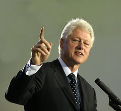 Bill Clinton - yes, I took this photo | by Creativity+ Timothy K Hamilton