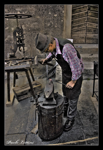 Blacksmith - Fabbro | by pepe50