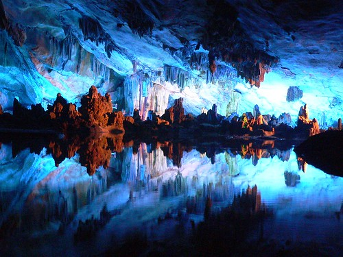 Reed Flute Cave Reflections | by jellybeanjill13