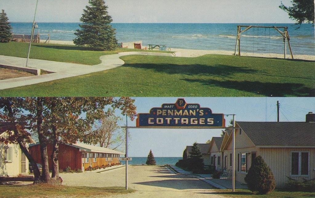Penman's Cottages - Tawas City, Michigan