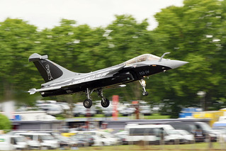 """30,000 hours"" Rafale at the 49th Paris Air Show 