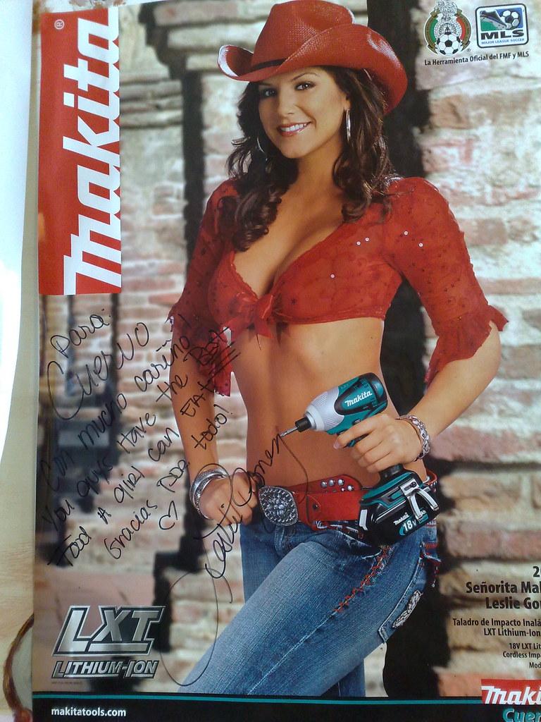 Miss Makita! - The Garage Journal Board