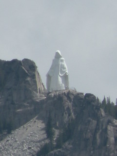 Our Lady of the Rockies Close Up | by tbirdshockeyfan