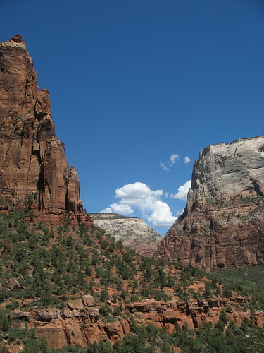 Zion Canyon | by One Man Walking