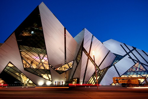 Royal Ontario Museum - Crystal - Daniel Libeskind | by Scott Norsworthy