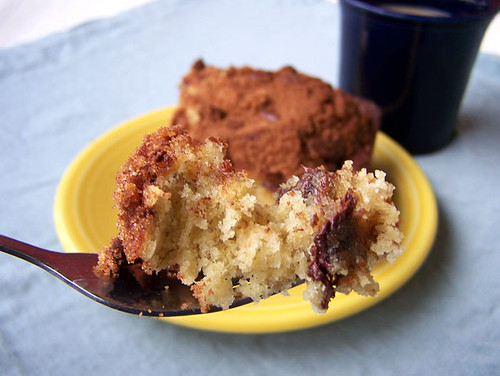 Banana Coffee Cake Without Nuts