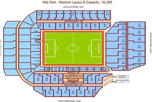 Villapark Seating Plan 2012 Seating Plan For Planned Expan Flickr