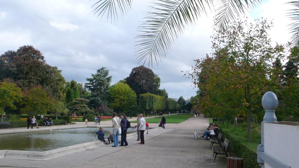 Rouen le jardin des plantes flickr - Intermarche rouen jardin des plantes ...