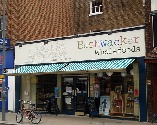 Bushwacker Wholefoods, Hammersmith, London W6