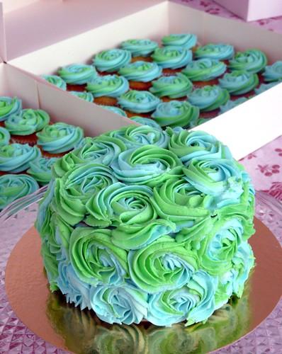 Wedding Cake Types Of Frosting