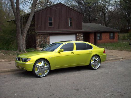 Ts 745li T Got The 7 On 6s Doin It Big In The A Chevy Mcboi
