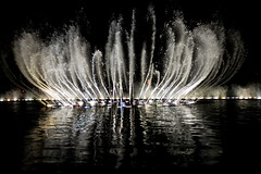 West Lake: Music fountain #1 莲 | by Y. Peter Li Photography