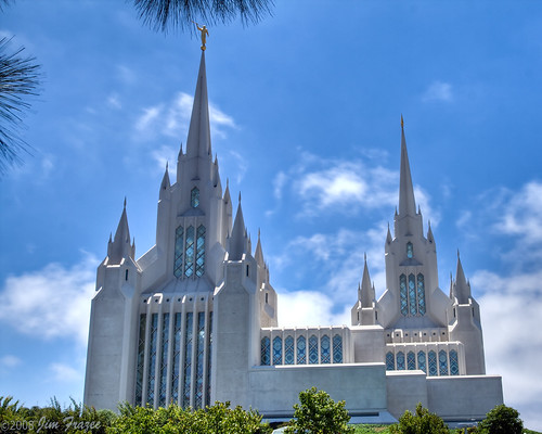 San Diego Mormon Temple | by Jim Frazee
