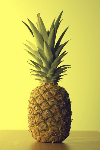 yellow pineapple... sweet... | by A n d r e a s  L o.