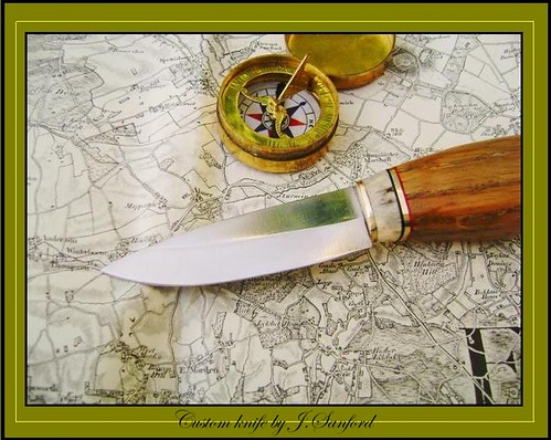 compass knife | by fishfish_01