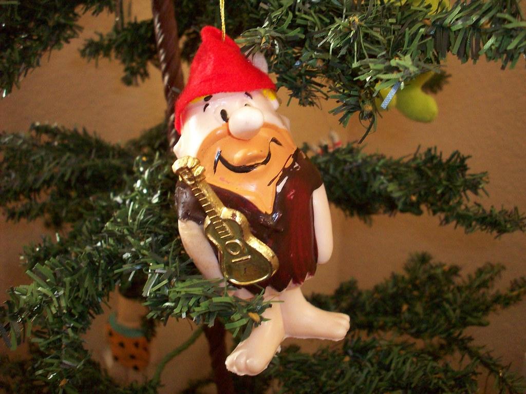 Barney Rubble Christmas Ornament, 1976, Bradford Novelty C… | Flickr