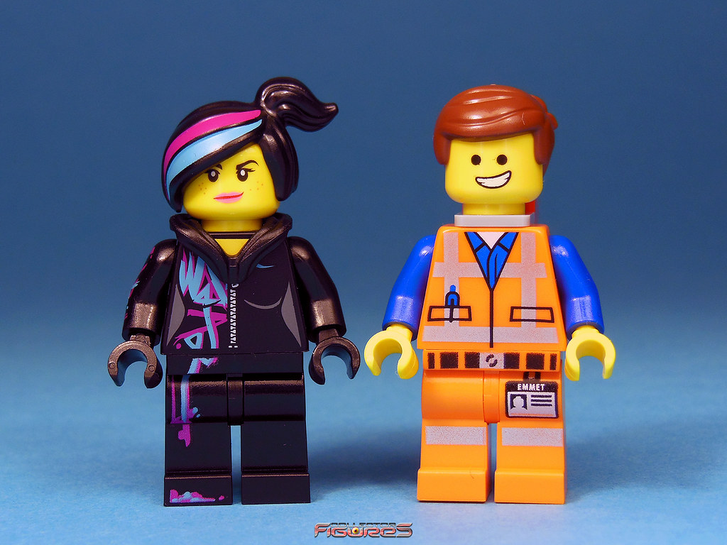 Lego The Movie 70803 Cool Tag Emmet Lego The Movie 70803 Flickr