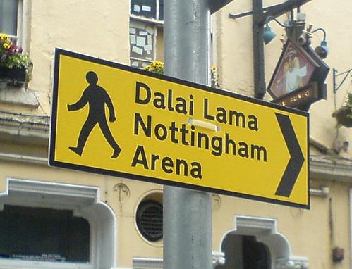 Dalai Lama Tour Usa
