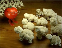Food Art - Sheep | by THE DOGS BOLLOX