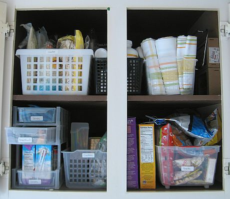 After: Organized pantry 4 | by Biggie*