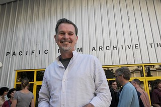 Reed Hastings | by jdlasica