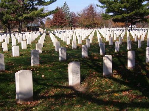 Rock Island Arsenal National Cemetery