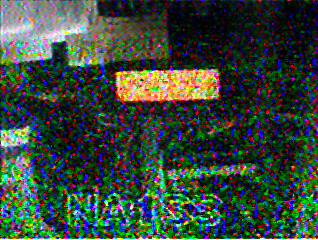 SSTV Image from ISS | NA1SS is one of the callsigns of the I… | Flickr