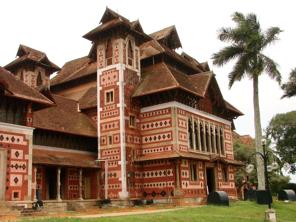 British Colonial Architecture on Zoo Grounds Trivandrum Flickr