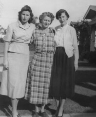 My grandma isabel with her mother and sister | by emmy ray
