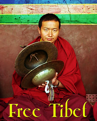 Free Tibet | by Kenny Maths