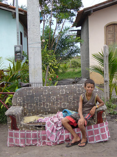 Sofa. Bahia | by The Hungry Cyclist