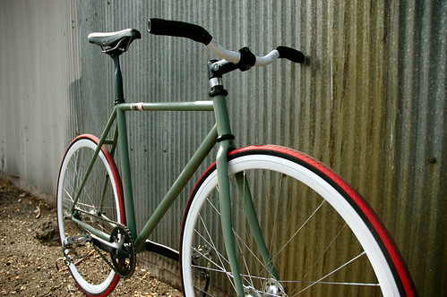 My New Fixie Buddy! | by April Farnum