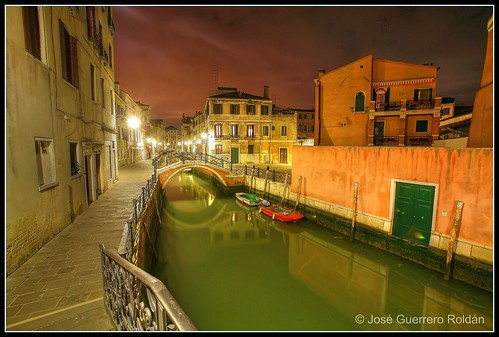Venecia Nocturna 0013 HDR | by elyuyu